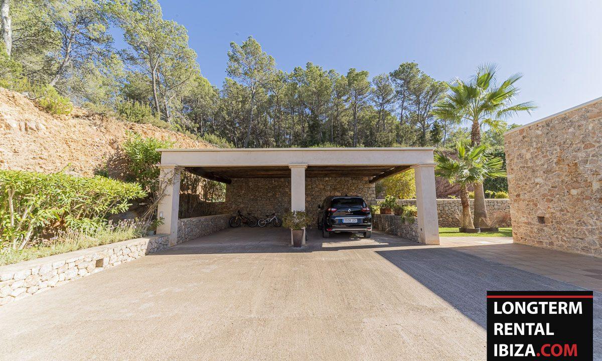 Long term rental Ibiza - Villa Montana 47