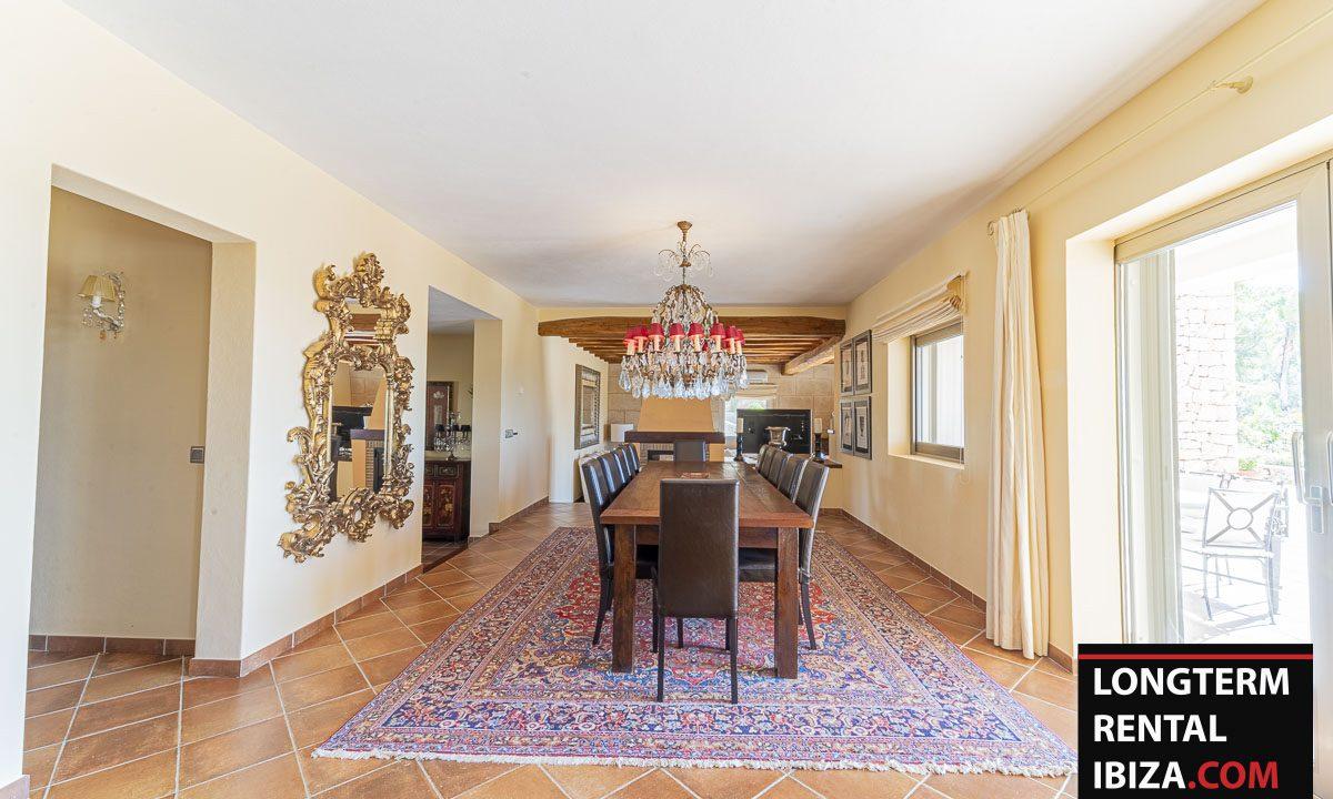 Long term rental Ibiza - Villa Montana 49