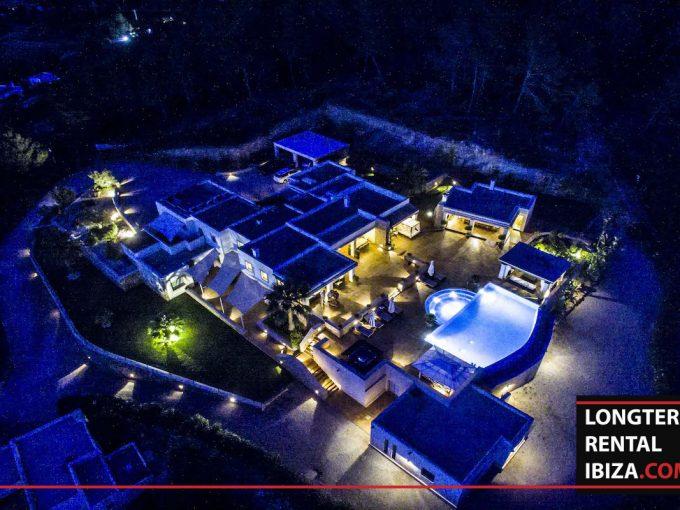 Long term rental Ibiza - Villa Montana