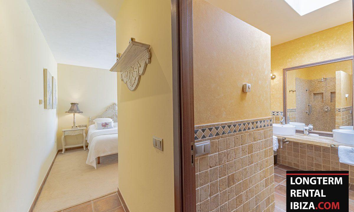 Long term rental Ibiza - Villa Montana 9