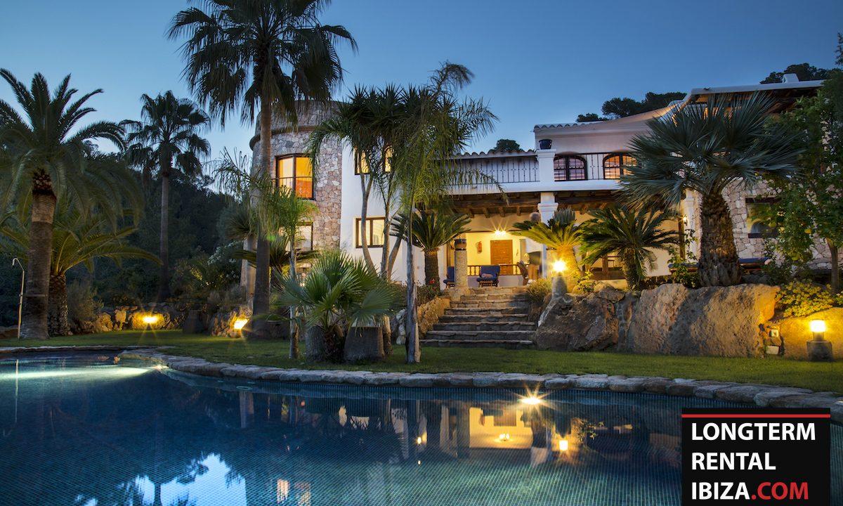 Long term rental Ibiza - Villa Residence 10