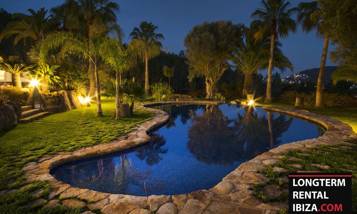 Long term rental Ibiza - Villa Residence 11