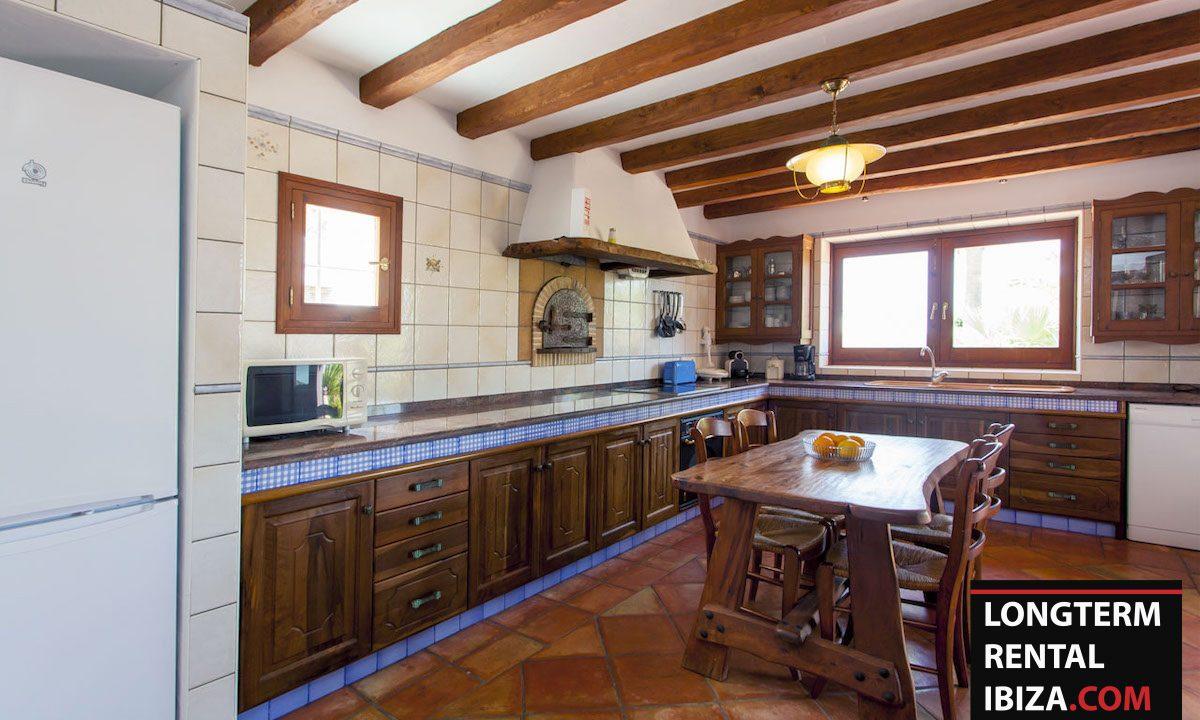 Long term rental Ibiza - Villa Residence