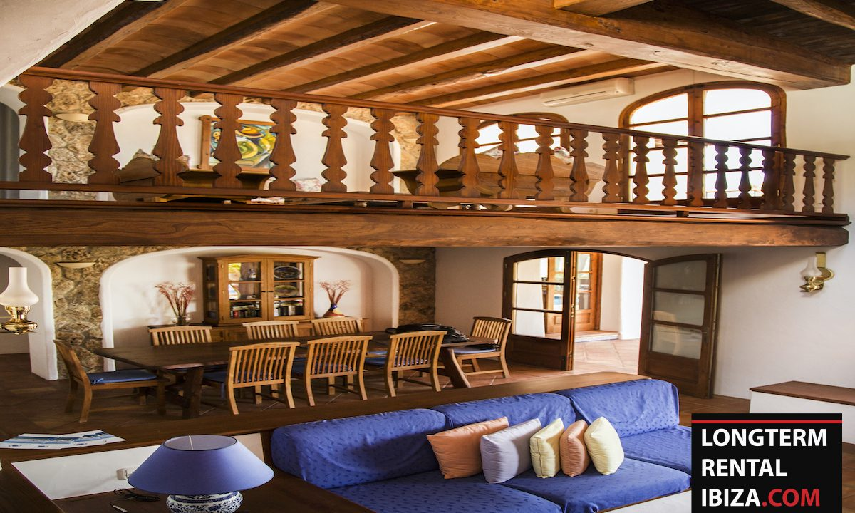 Long term rental Ibiza - Villa Residence 6