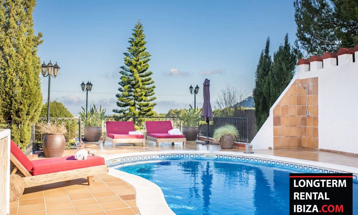 Long term rental Ibiza - Villa Castel 3