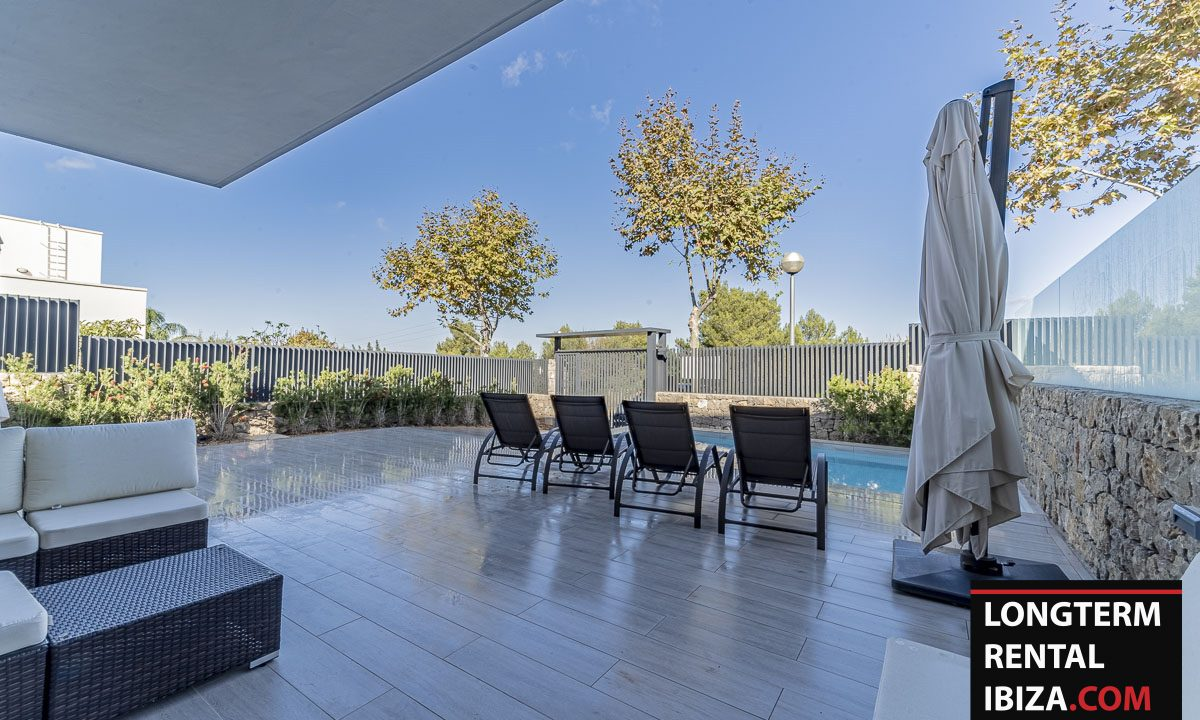 Long term rental Ibzia - Casa Ses Torres 1