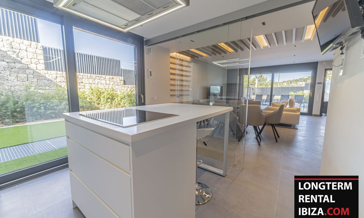 Long term rental Ibzia - Casa Ses Torres 12