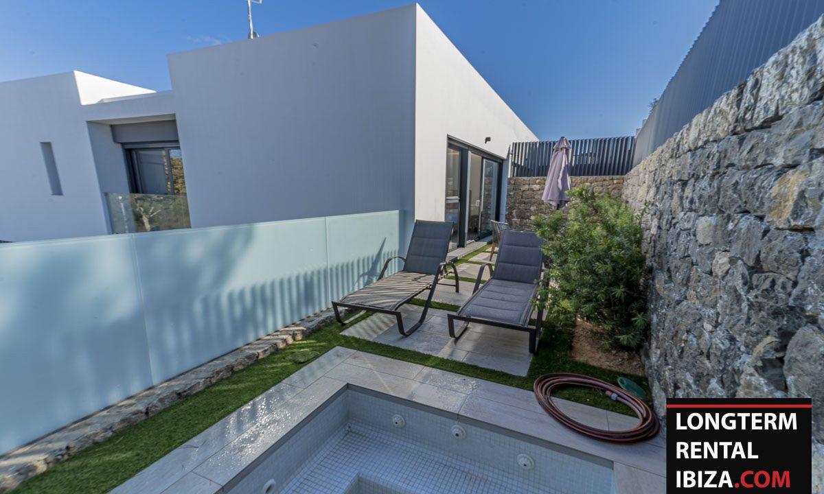 Long term rental Ibzia - Casa Ses Torres 13