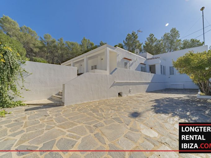 Long term rental Ibzia - Villa Catalina