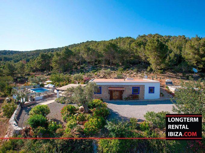 Long term rental Ibzia - Villa Matue