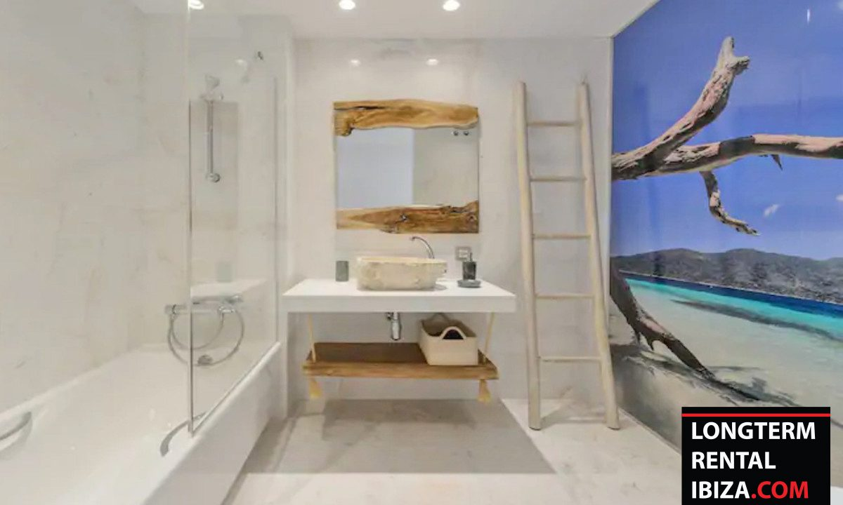 Long term rental Ibzia - Apartment Royal beach 20