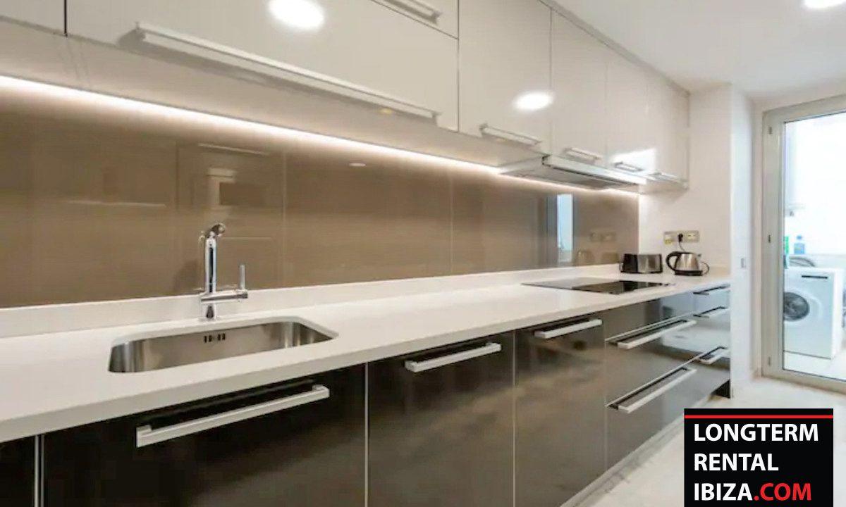 Long term rental Ibzia - Apartment Royal beach 8