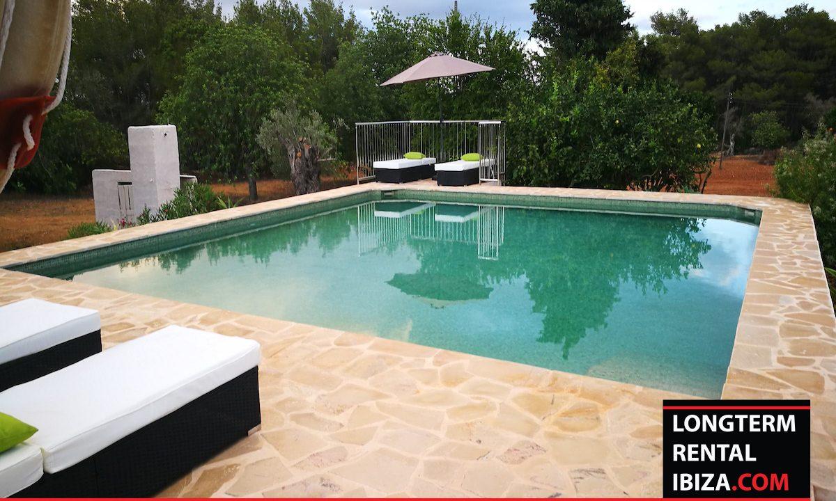 Long term rental Ibiza - Villa Cabriel.