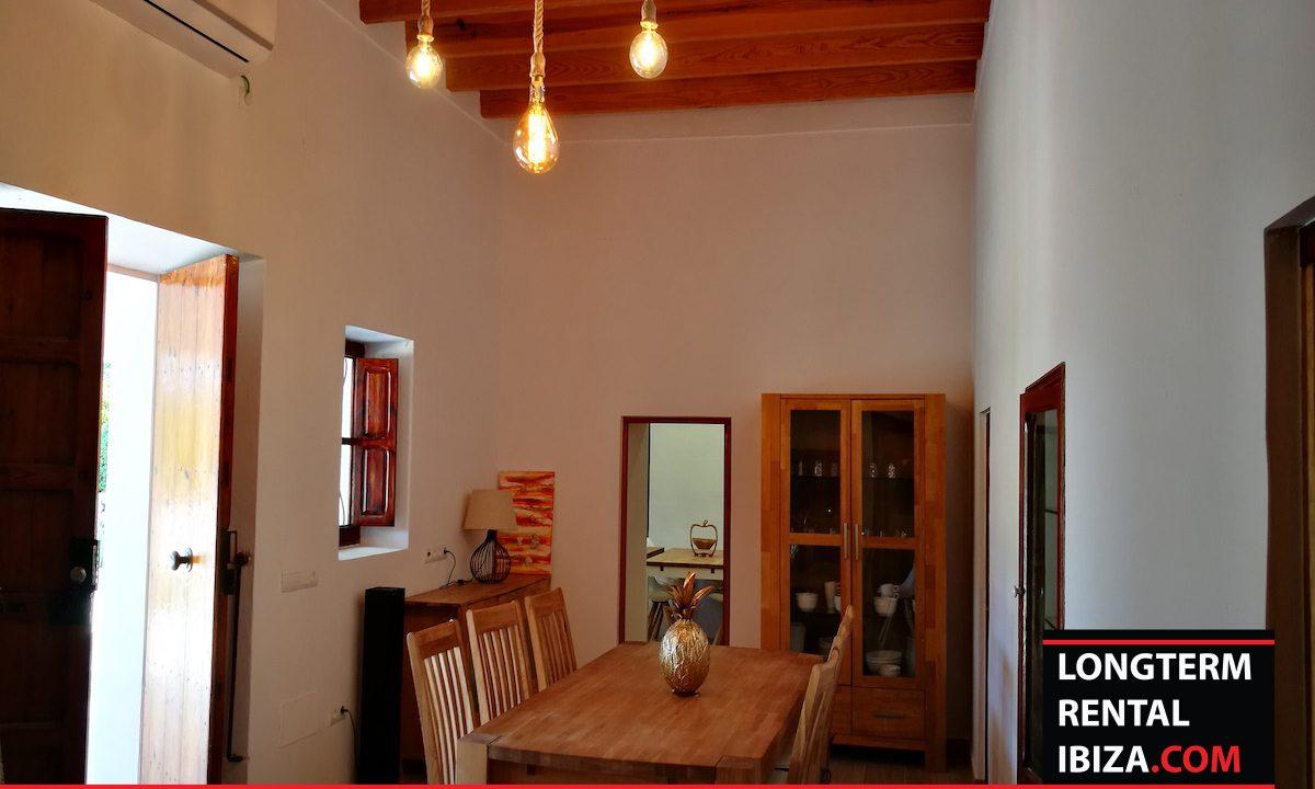 Long term rental Ibiza - Villa Cabriel. annual rental ibiza. ibiza yearly rental, ibiza villa, ibiza san miquel, ibiza finca, villa with pool