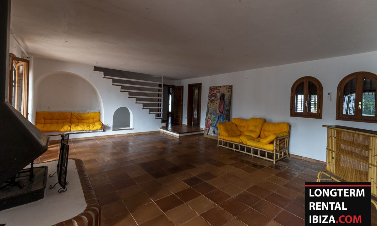 Long term rental Ibiza - Villa Chris 1
