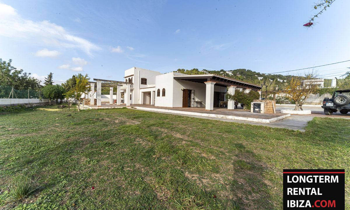 Long term rental Ibiza - Villa Chris 10