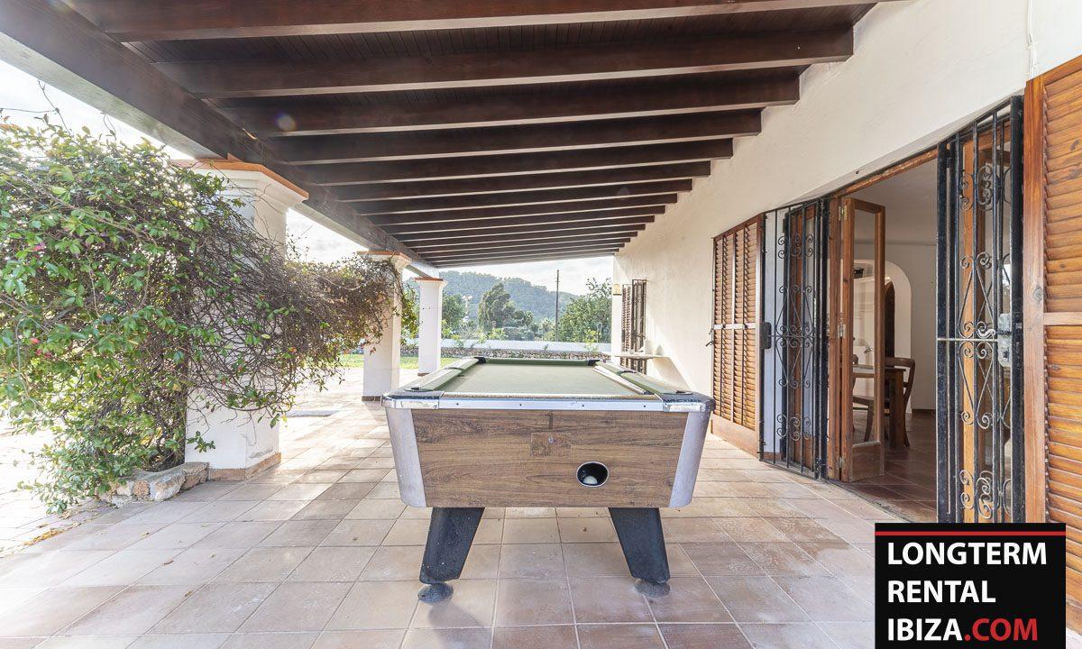 Long term rental Ibiza - Villa Chris 12