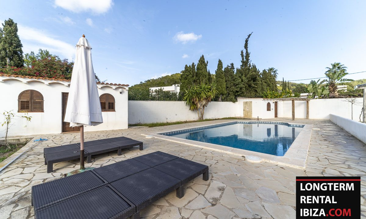 Long term rental Ibiza - Villa Chris 18