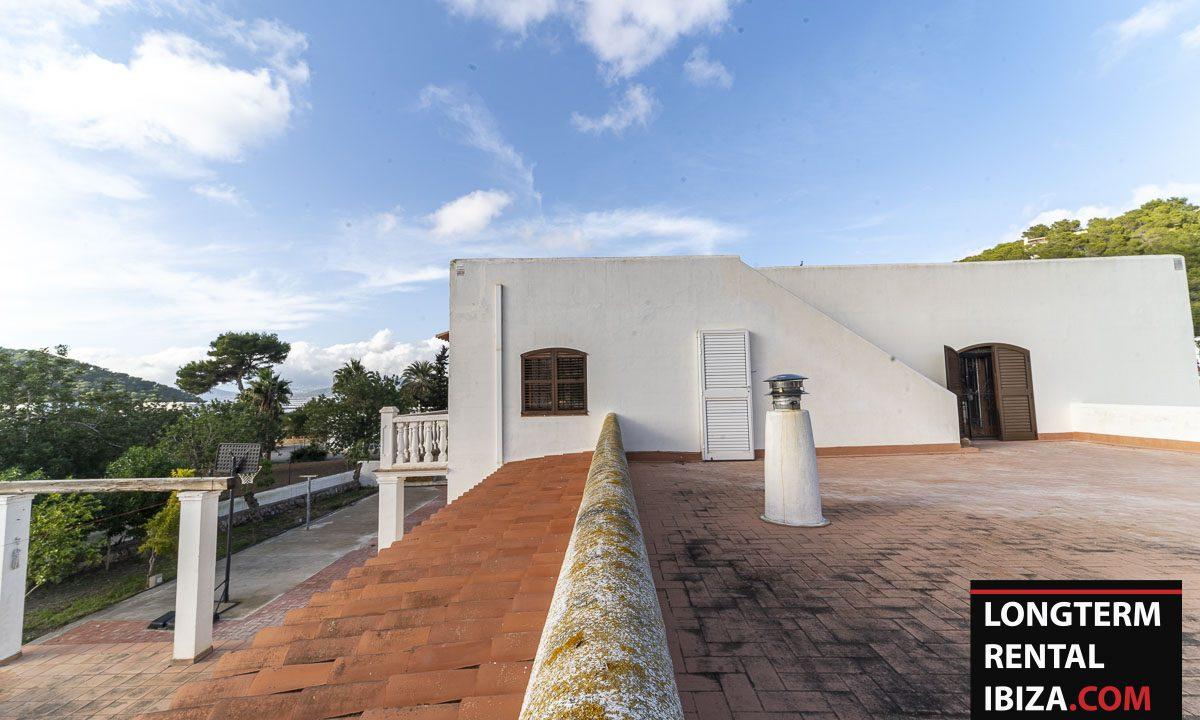 Long term rental Ibiza - Villa Chris 21