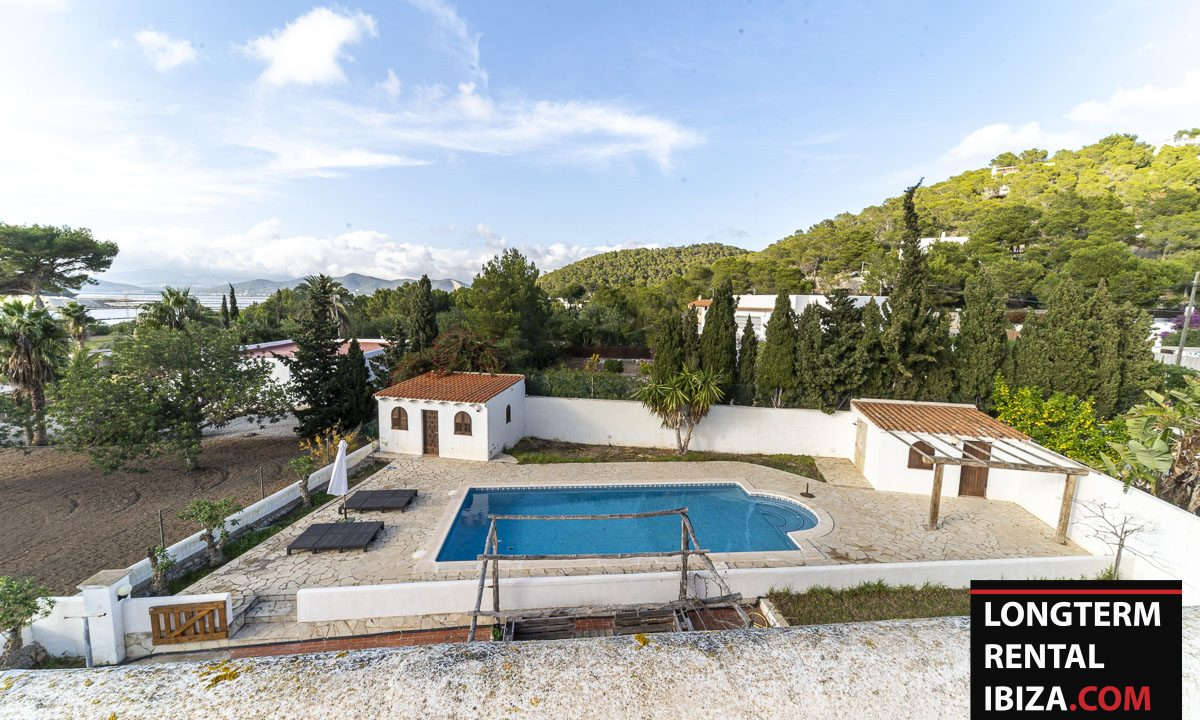 Long term rental Ibiza - Villa Chris 23