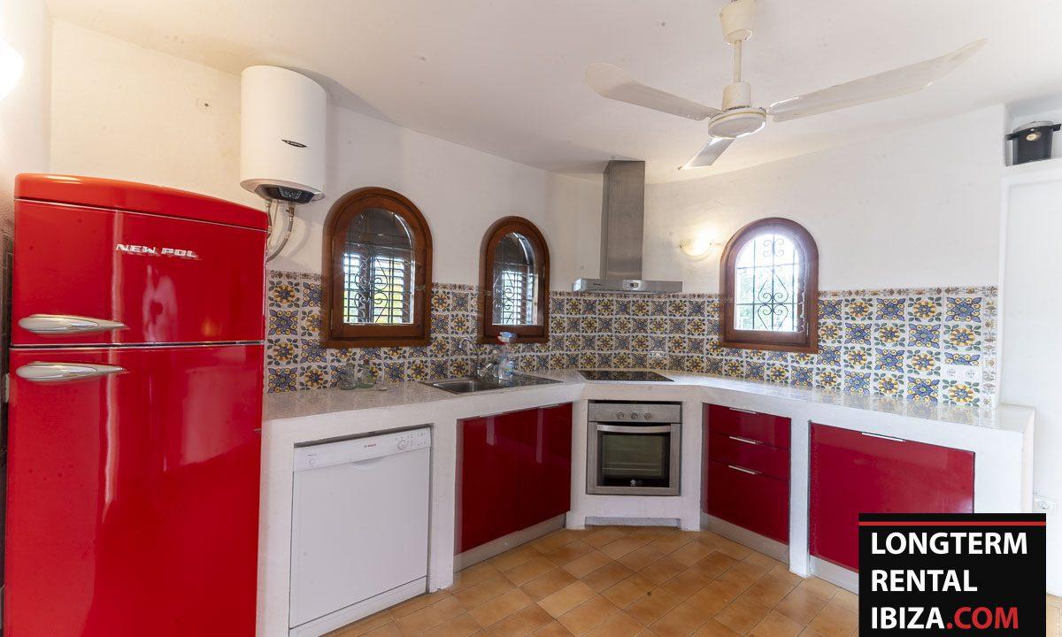 Long term rental Ibiza - Villa Chris 24