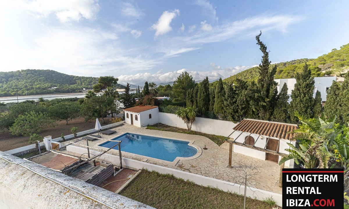 Long term rental Ibiza - Villa Chris 25