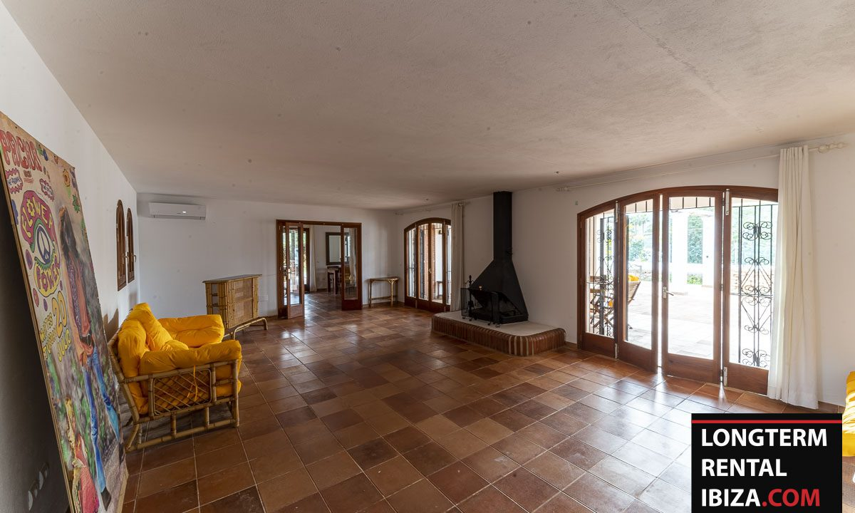 Long term rental Ibiza - Villa Chris 26