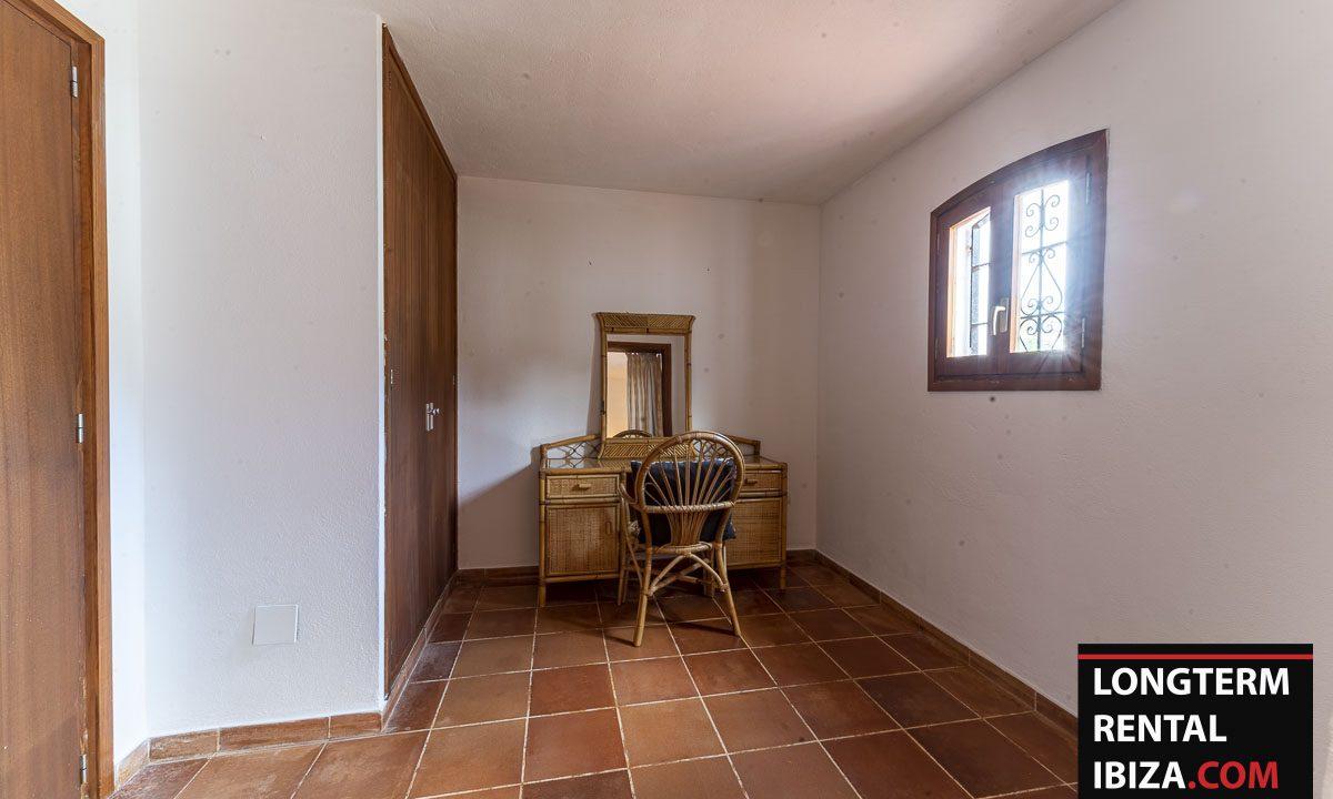Long term rental Ibiza - Villa Chris 28