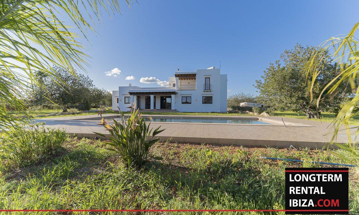 Long term rental Ibiza - Villa Del Rio 4