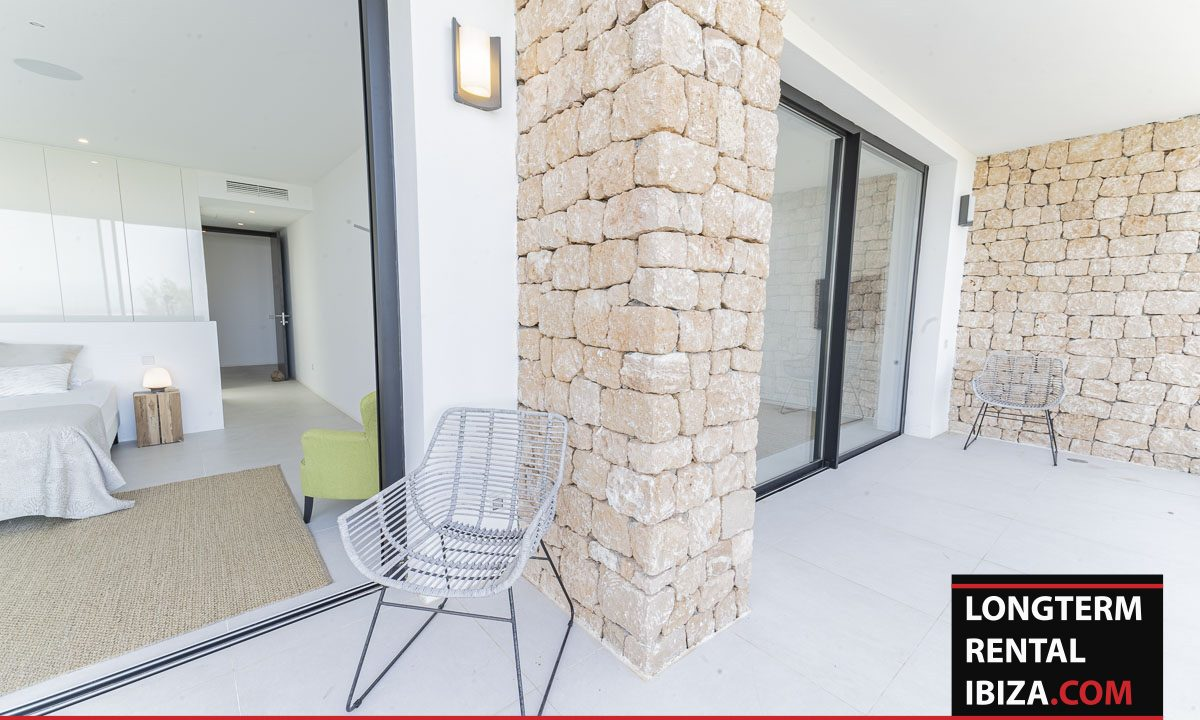 Long term rental Ibiza - Villa Freeview 15