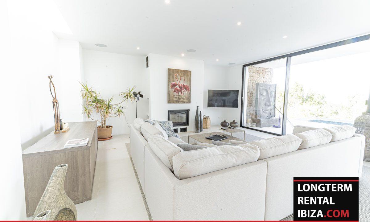 Long term rental Ibiza - Villa Freeview 16