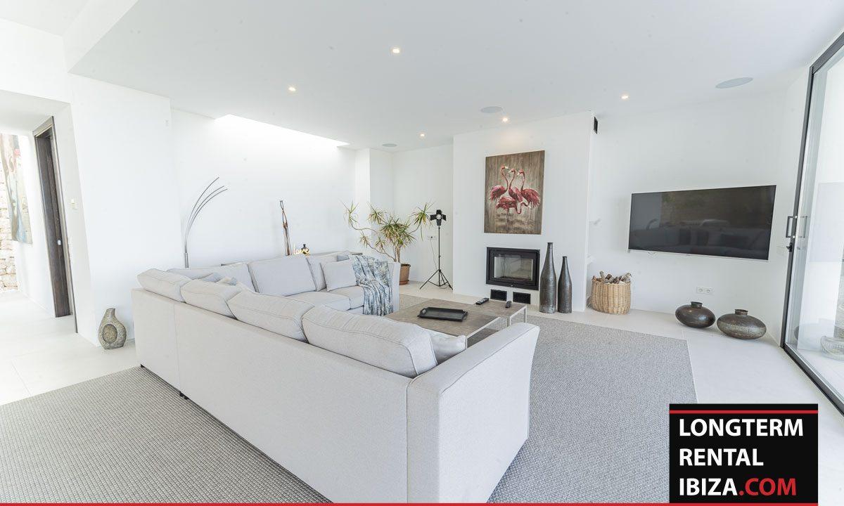 Long term rental Ibiza - Villa Freeview 17