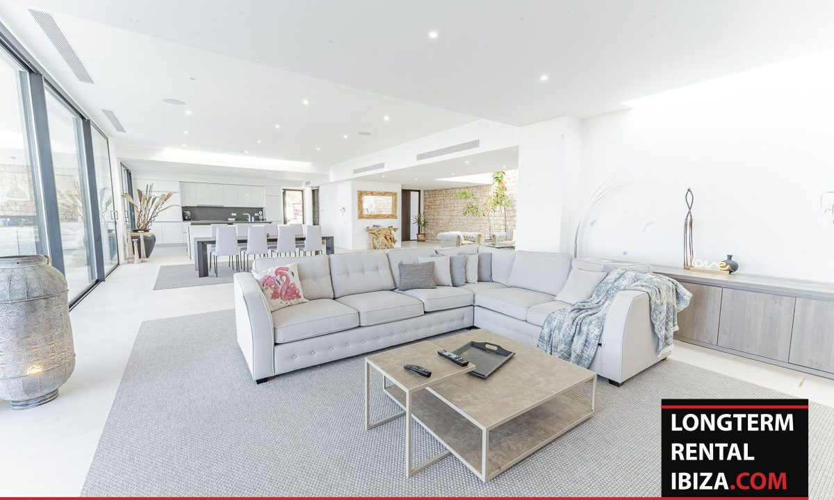 Long term rental Ibiza - Villa Freeview 18