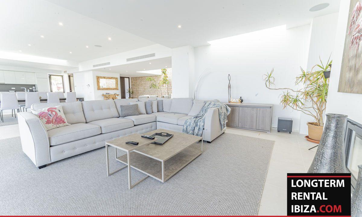 Long term rental Ibiza - Villa Freeview 20