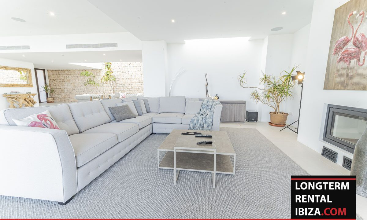 Long term rental Ibiza - Villa Freeview 21