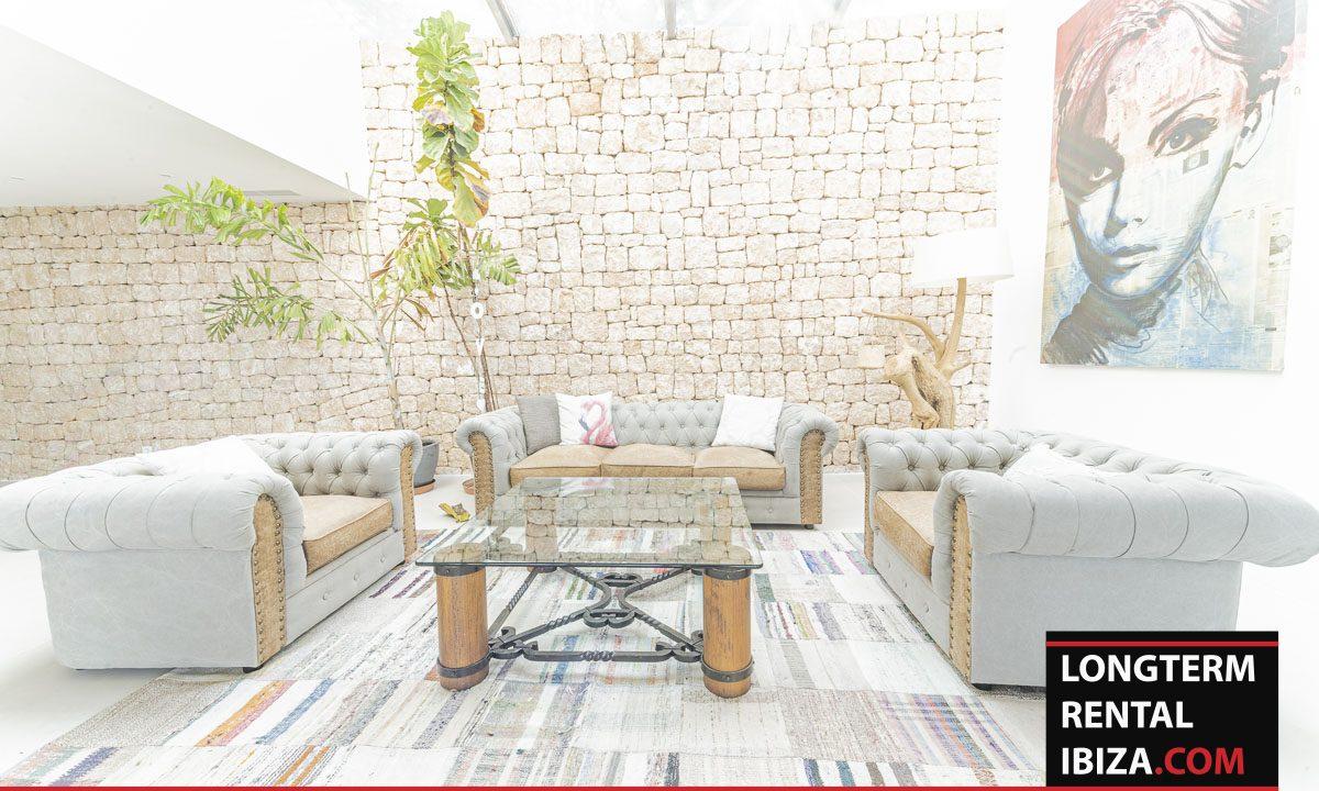 Long term rental Ibiza - Villa Freeview 22