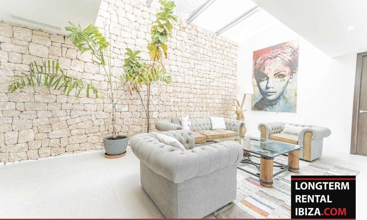 Long term rental Ibiza - Villa Freeview 23
