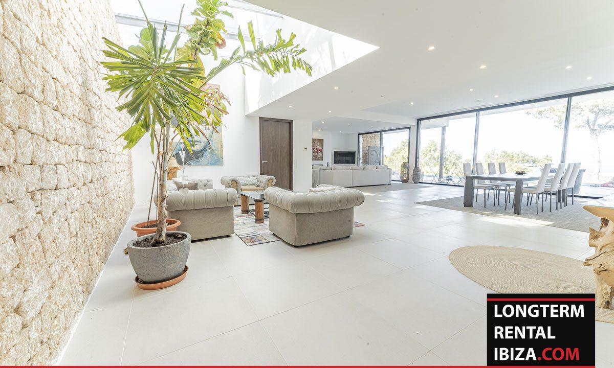 Long term rental Ibiza - Villa Freeview 24