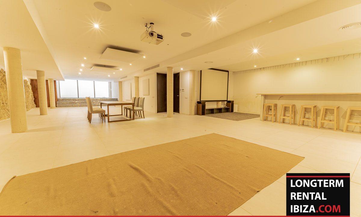 Long term rental Ibiza - Villa Freeview 28