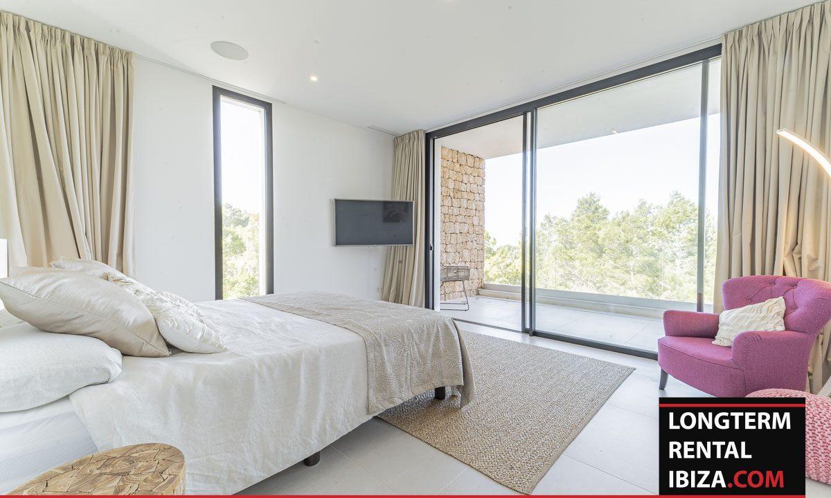 Long term rental Ibiza - Villa Freeview 30