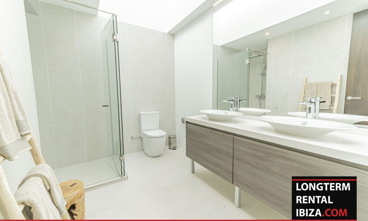 Long term rental Ibiza - Villa Freeview 38