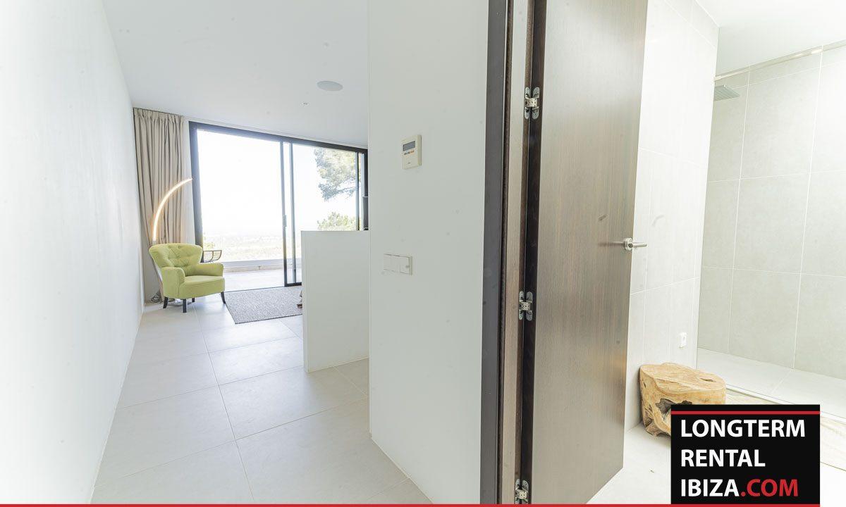 Long term rental Ibiza - Villa Freeview 9