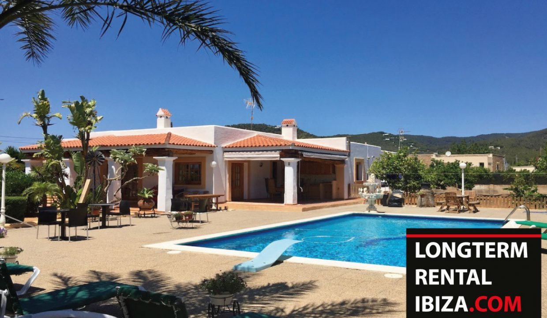 Long term rental Ibiza - Villa l'école