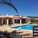 long term rental Ibiza - Villa l'école