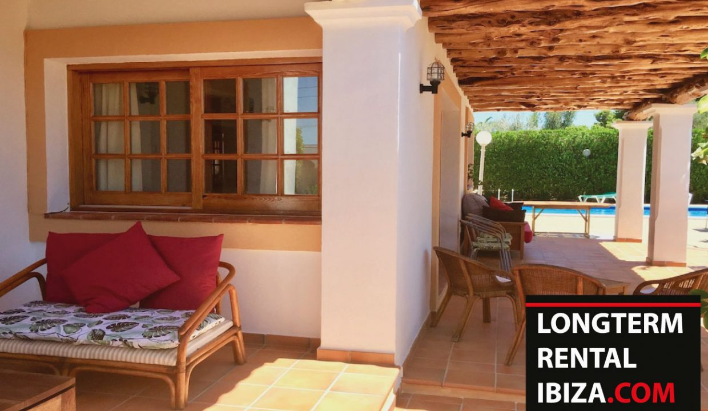 Long term rental Ibiza - Villa l'école 2