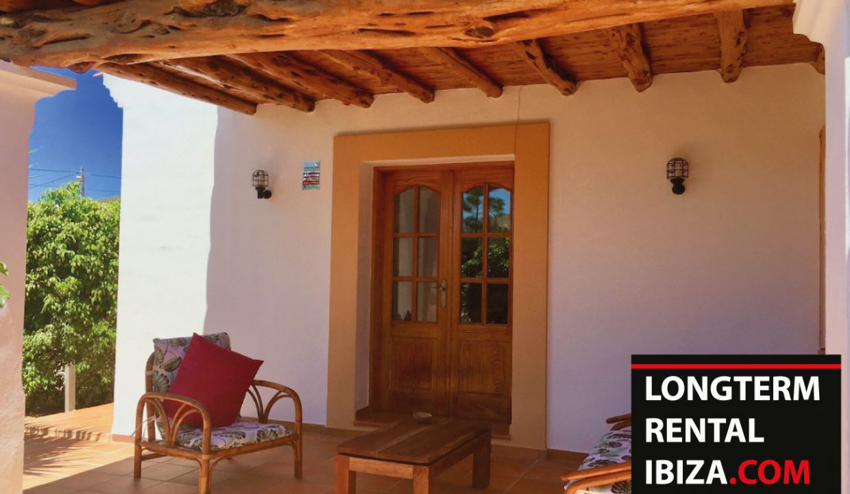 Long term rental Ibiza - Villa l'école 3