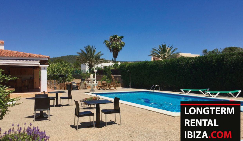 Long term rental Ibiza - Villa l'école 9