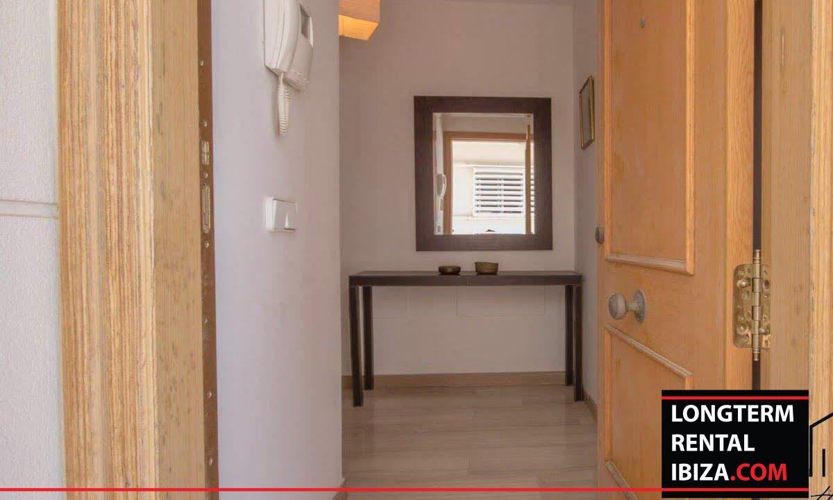 Long term rental ibiza - Casa Talamanca 1