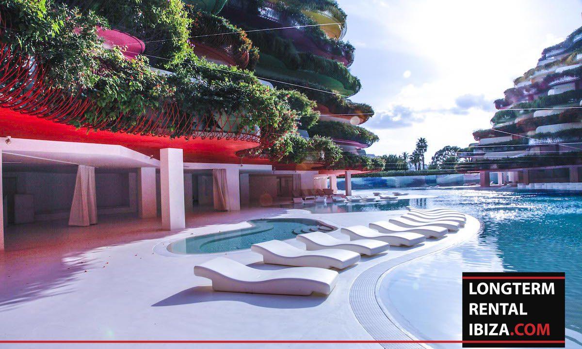 Long term rental Ibiza - LAS BOAS TRESS.