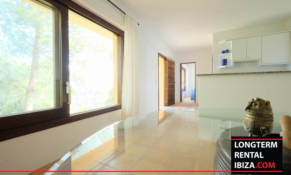 Long term rental Ibiza - Mansion Cape Longa 23